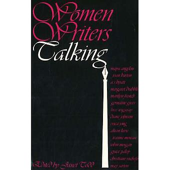 Women Writers Talking by Janet Todd - 9780841907577 Book