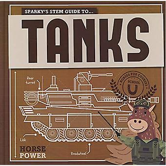 Tanks by Kirsty Holmes - 9781786377173 Book