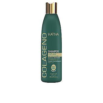 Kativa Colágeno Shampoo 250 ML voor dames