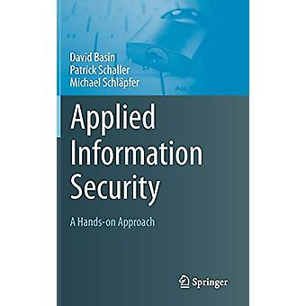 Applied Information Security - A Hands-on Approach by David Basin - 97