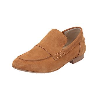 Bronx 65812-Y01 Women's Loafer Brown Slip-Ons Business Shoes