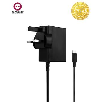 Numskull Nintendo Switch Main Adaptor USB C Fast Charger