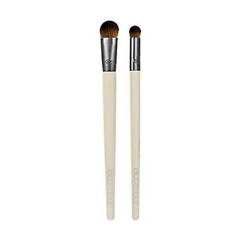 Make-up Brush Ultimate Shade Ecotools (2 pcs)