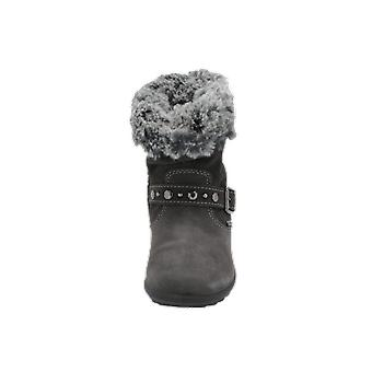 Primigi ankle boots kids girls boots grey lace-up boots winter