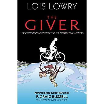 Giveren (Graphic Novel) af Lois Lowry - 9780544157880 Bog