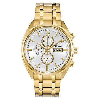 Bulova 97C109 Classic Chronograph men's watch 42 mm