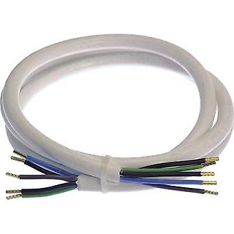 as - Schwabe 70867 Current Cable White 1.50 m