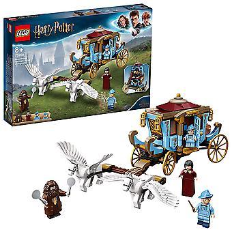 Lego 75958 Harry Potter Beauxbatons Kutsche Ankunft in Hogwarts