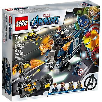 LEGO 76143 Avengers truck victory