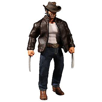 Wolverine Logan 1:12 Collective Action Figure