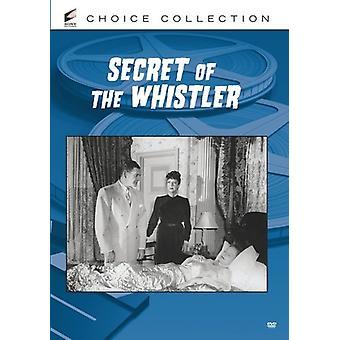 Secret of the Whistler: Soup [DVD] USA import