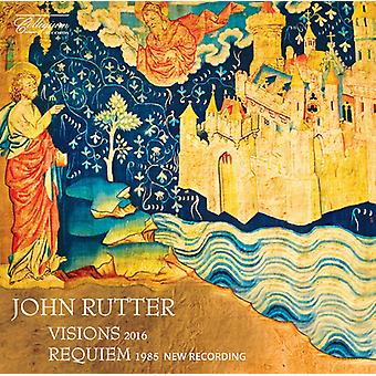 Cambridge Singers / Aurora Orchestra / Leong - Rutter: Visions Requiem [CD] USA import