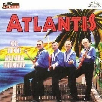 Atlantis - Meer en meer Grote Gitaar Instrumentals! [CD] Invoer VS