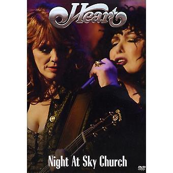 Heart - Night at Sky Church [DVD] USA import