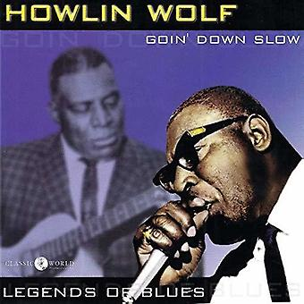 Goin' Down Slow: Legends Of Blues [CD] USA import