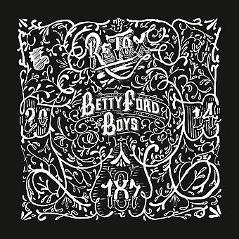 Betty Ford Boys - Retox [CD] USA import