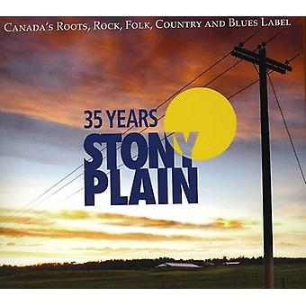 35 Years of Stony Plain - 35 Years of Stony Plain [CD] USA import