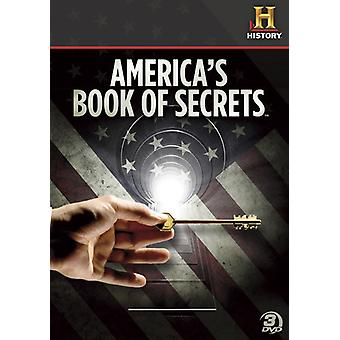America's Book of Secrets: säsong 1 [DVD] USA import