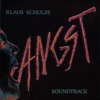 Klaus Schulze - Angst [CD] Usa import