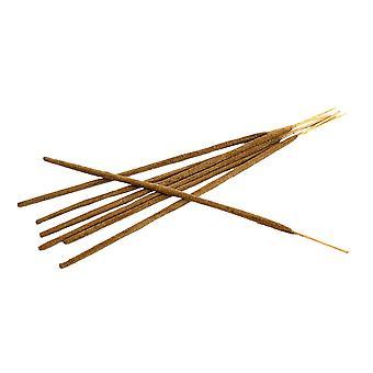 Bâtonnets d'encens éléments Aloe Vera (boîte de 6 paquets)
