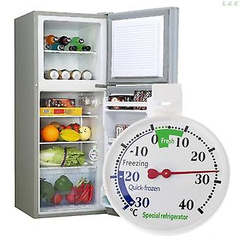 Refrigerator Freezer Thermometer- Temperature Gauge Home Use