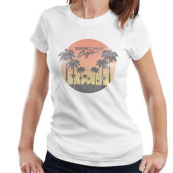 Beverly Hills Cop Retro Sunset Women's T-Shirt