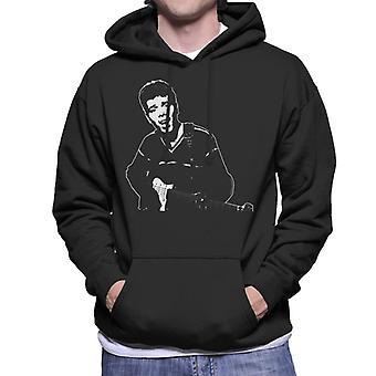 TV Zeiten Cliff Richard Durchführung 1962 Herren Sweatshirt mit Kapuze