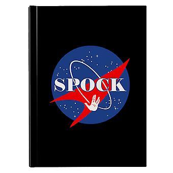 Star Captain Star Trek Hardback Journal