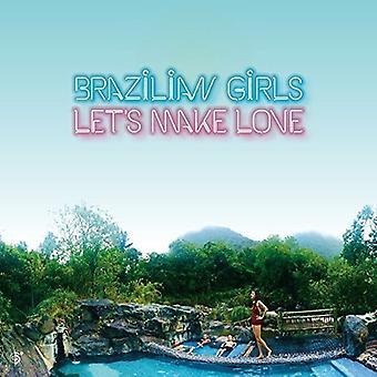 Brazilian Girls - Let's Make Love [CD] USA import