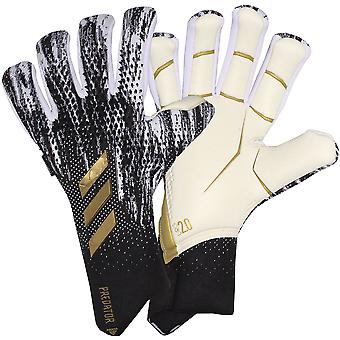 adidas PREDATOR PRO FINGERSAVE NEGATIVE Goalkeeper Gloves Size