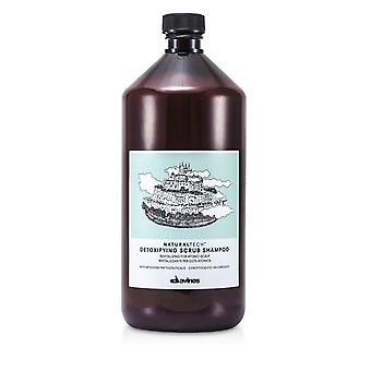 Natural tech detoxifying scrub shampoo (for atonic scalp) 154752 1000ml/33.8oz