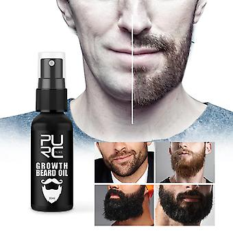 Gentle Hair Growth, Beard Growth, Thicker, Fuller, Hairy Beard Cleaning Care