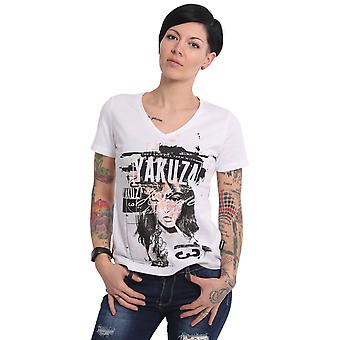 YAKUZA Women's T-Shirt My Knife V-Neck