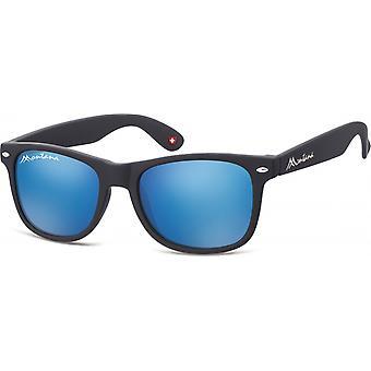 Sunglasses Unisex by SGB black/blue (MS1-XL)