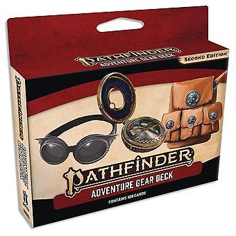 Pathfinder Adventure Gear Deck P2