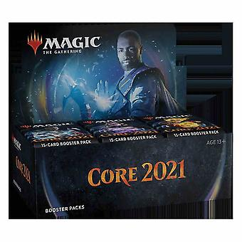 Magic The Gathering - 2021 Core Set Draft Booster Display 36 Count (Pack of 36)