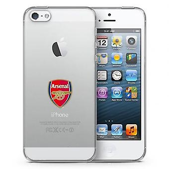 Arsenal iPhone 5 - 5S TPU mål
