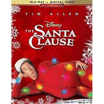 Santa Clause [Blu-ray] VS importeren