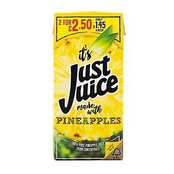 Just Juice Pineapple 8 x 1L PM