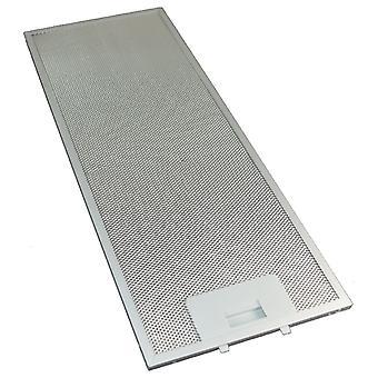 Universal Cooker Hood Metal Grease Filter 175mm x 445mm