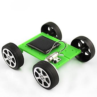 Diy  Mini Solar Powered Car Kit