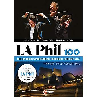 Phil 100 [DVD] USA import