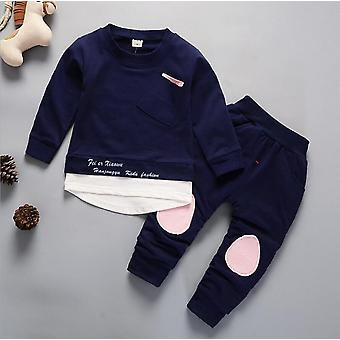 New Baby/girl Clothing Sets Striped Sport Suit Set Fashion Kid Hoodies+pants