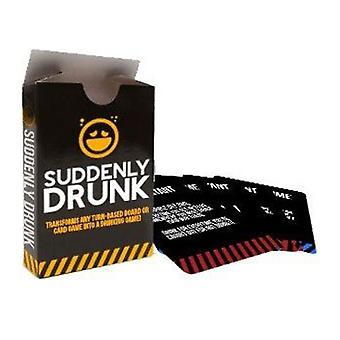 Yhtäkkiä humalassa kortti peli