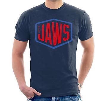 Kjever siden 1975 Red Text Menn's T-skjorte