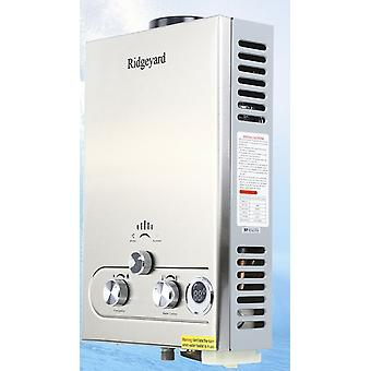 Water Heater Propane Butane Instant Gas Boiler With Shower Head