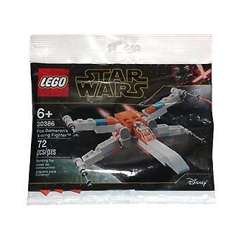 LEGO 30386 بو داميرون & apos;s X-الجناح مقاتلة بوليباغ