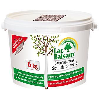 FRUNOL DELICIA® Etisso® LacBalsam Tree Trunk Beschermende kleur Wit, 6 kg