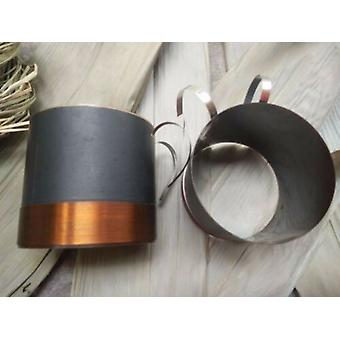 """2.48"""" 8 Ohm Woofer Bass Speaker Voice Coil"""