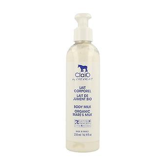 Body milk with ORGANIC horse milk 250 ml
